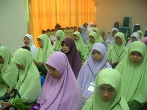 Sebahagian guru Sabah yang akan menyambut...