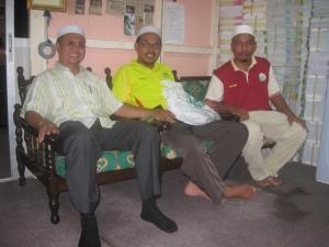 Lawatan Kerja ke Pejabat PASTI Kelantan