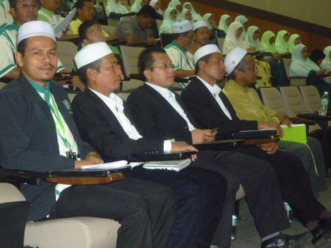 Pertemuan dengan PASTI Selangor